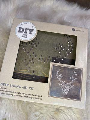 Deer string art kit for Sale in Sunnyside, WA
