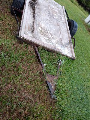 Trailer flat trailer 6x 8 for Sale in MAGNOLIA SQUARE, FL