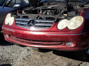 1998 2001 2004 2005 2006 Mercedes clk 320 bumpers for Sale in Grand Terrace, CA