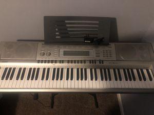 Casio piano keyboard for Sale in Phoenix, AZ