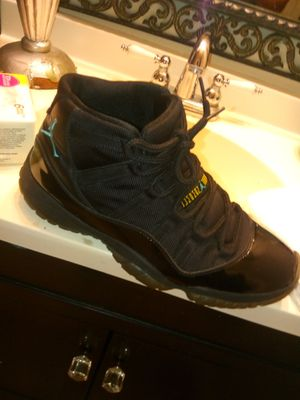 Air Jordans 11 gamma blue size 10 and 1/2 for Sale in Spring Hill, FL