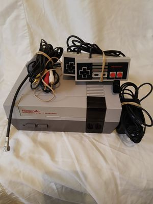 Original Nintendo nes for Sale in Houston, TX