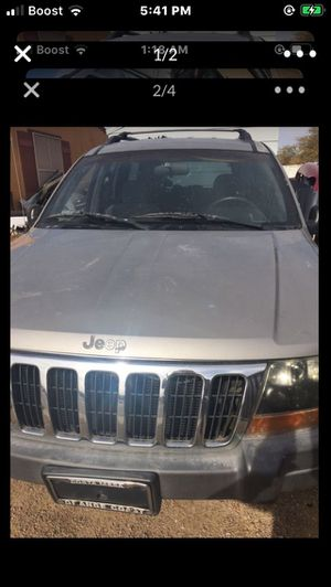2002 JEEP GRAND CHEROKEE - parting out! What parts do you need?? for Sale in Las Vegas, NV