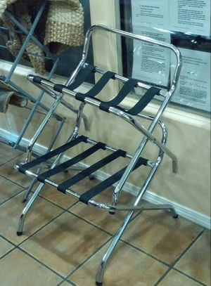 Steel luggage racks for Sale in Las Vegas, NV