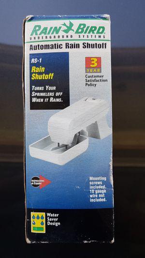 Rain Bird automatic rain shutoff for Sale in Chino, CA