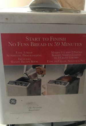 2lbs Bread maker for Sale in Highland, CA