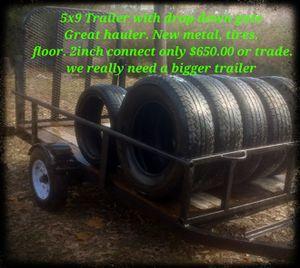 5x9 Trailer Remodel for Sale in Malvern, AR