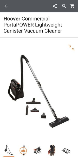 Hover vacuum cleaner for Sale in Gaithersburg, MD