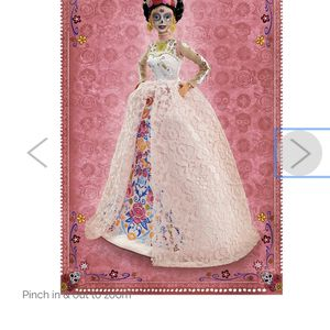 Barbie Dia De Muertos Doll 2020 for Sale in Long Beach, CA