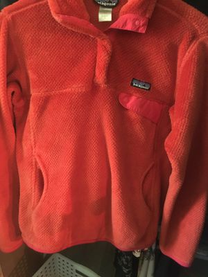 Patagonia Rustic Orange Women's Pullover for Sale in Gahanna, OH