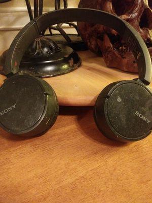 Sony mdr-zx220bt wireless headphones for Sale in Mill Creek, WA