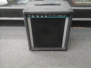 Peavey Minx 110 guitar amp for Sale in Charlotte, NC
