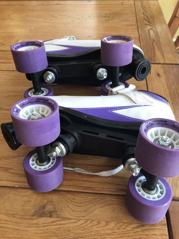 Roller Derby women's Viper M4 Speed Slate Size 7
