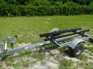 Single PWC jet ski trailer for Sale in PT ORANGE, FL