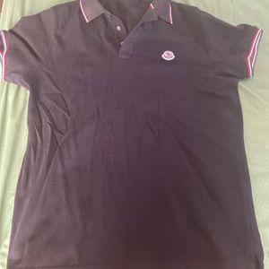 Moncler Shirt men's medium for Sale in Lochearn, MD