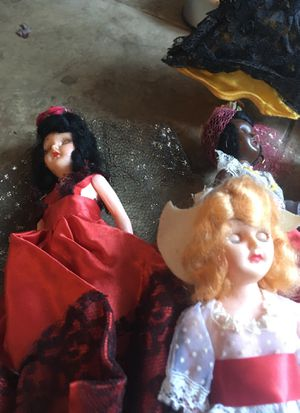 Really nice old dolls for Sale in Santa Ana, CA