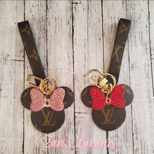 LoVe Mini Mouse Keychain for Sale in Downey, CA