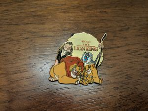 Disney's The Lion King Pin from 2007 for Sale in Glendale, AZ