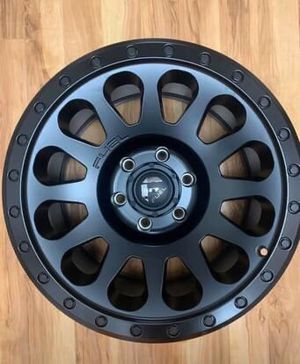 """20"""" FUEL OFF-ROAD PACKAGES Many More Styles of Wheels to Choose Package Includes: ✅ 4 FUEL Rims ✅ 4 M/T Tires 33x12.50R20 Brand New Starting @ $1 for Sale in La Habra, CA"""