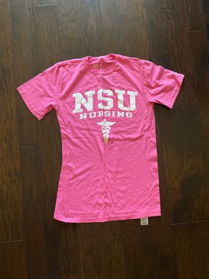 NSU Nursing Shirt SzSmall for Sale in Pineville, LA