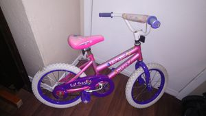 Lil gems girls bike for Sale in Austin, TX