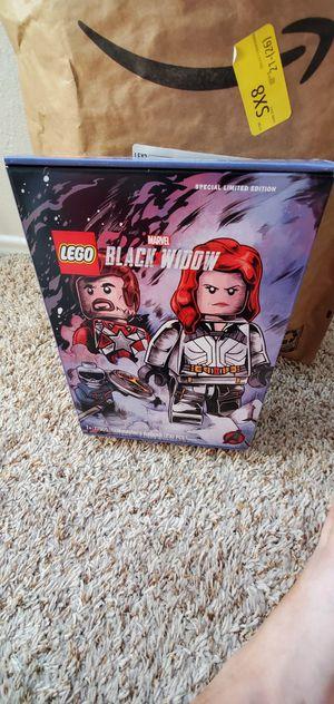 Lego black widow (trade) for Sale in San Diego, CA