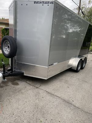 7x16 x 7 foot high. 2 tone. Model 2020. Tubing made for Sale in Lansing, IL