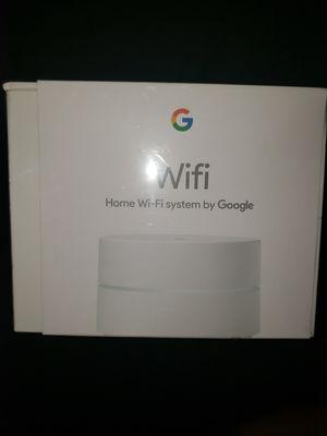 Google wifi mesh , internet router for Sale in Orlando, FL