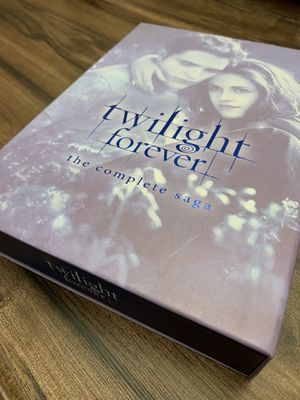 Twilight Complete Saga DVD Set for Sale in Glendale, CA