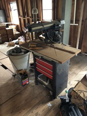 Craftsman stationery table saw for Sale in Rockville, MD
