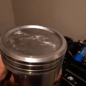 Small Block Chevy 400 Pistons for Sale in Bakersfield, CA