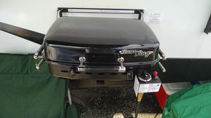 Flame King Camper Grill With Camper Mount for Sale in Tacoma, WA