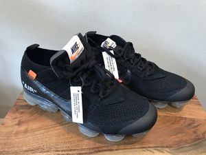 Size 8 The Ten: Nike Off White Vapormax FK for Sale in Columbus, OH