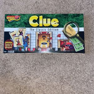Clue! Board Game for Sale in Clinton, MD
