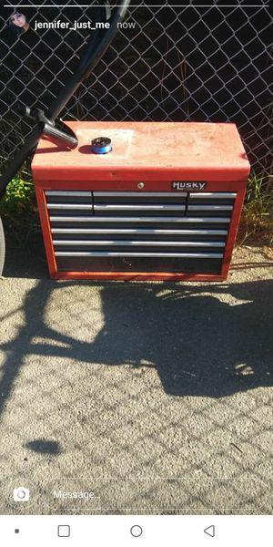 Husky tool box for Sale in Malden, MA