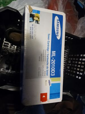 Samsung toner cartridge for Sale in Wichita, KS