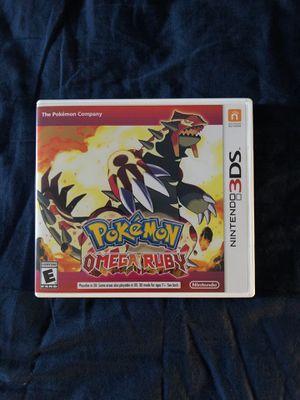 Pokémon Omega Ruby — Nintendo 3DS for Sale in Miami Beach, FL