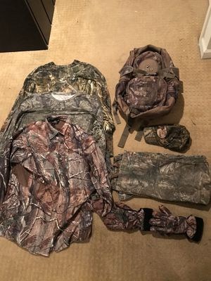 Hunting Clothing & Backpack for Sale in Costa Mesa, CA