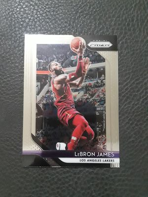 Lebron James Los Angeles Lakers Cleveland Cavaliers for Sale in Oakland Park, FL