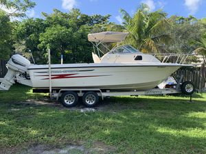 2000 Hydra Sport 23' walk around for Sale in Miramar, FL