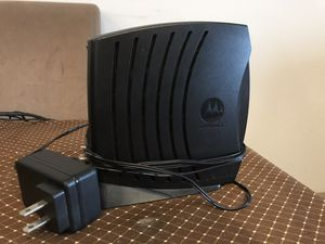 Internet modem for Sale in Chula Vista, CA