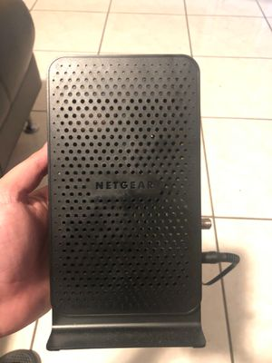 Modem netgear Comcast for Sale in Miami, FL