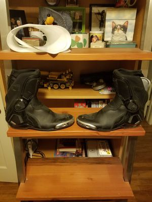 Dainese Torque D1 Boots Size 13 US and 47 EU for Sale in Lakewood, CA