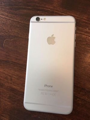 Mint Apple iPhone 6 Plus (128GB) T-Mobile metroPCS for USA and Overeas iCloud Unlocked, 5.5-inch, 8MP Smartphone 4G LTE - Africa South America for Sale in Brooklyn, NY