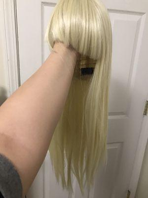 Blonde wig for Sale in Utica, MI