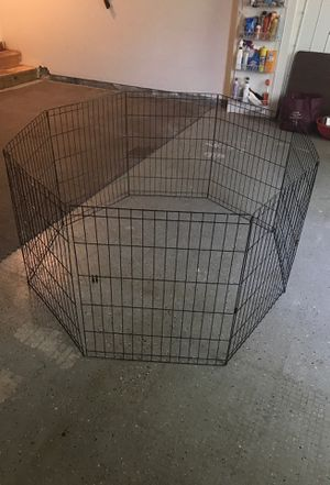 Dog kennel kit 4'by4' in great condition for Sale in Woodbridge, VA