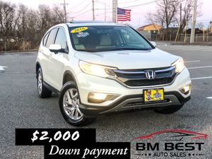 2016 HONDA CRV EX 💫💫1 owner 💫💫 for Sale in Beverly, MA