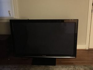 Panasonic 50 in tv for Sale in Richmond, VA