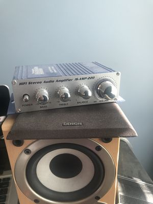 Amplifier for Sale in Raleigh, NC
