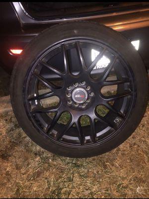Drag DR37 tires for Sale in Burke, VA
